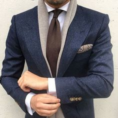458ceb097 Follow us  gentlemenslounge for more mens lifestyle fashion suits and more   navysuits  navy