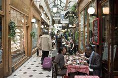 Passage des Panoramas, Paris 2e