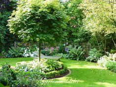 Gartenbuddelei: Kleiner Gartenrundgang
