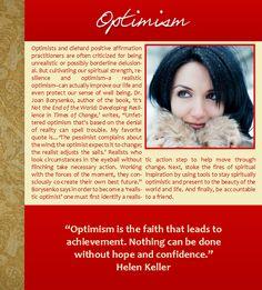 Optimism, Winter, Christmas, Holidays, Hanukkah, Snow, Helen Keller, Quotes