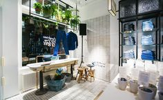 Kijken: the Blauw Kitchen van Scotch & Soda