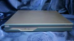 CISCO 1800 SERIES 1841 WIRED ROUTER W/ WIC-1DSU-T1 V2 & 64MB CARD