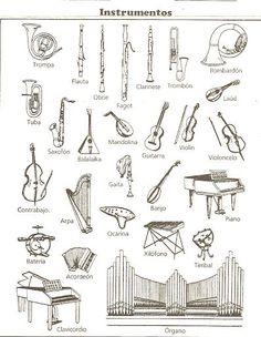 Music Education Activities Instruments 55 Ideas For 2019 Teaching Music, Teaching Kids, Music Education Activities, Music Worksheets, Music Crafts, Music Logo, Music Humor, Music For Kids, Elementary Music