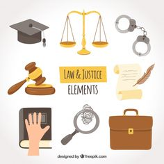 Descarga gratis Law And Justice Element Set Getting Into Law School, Cardboard Crafts Kids, Law Icon, Law Firm Logo, Funny Profile Pictures, Law And Justice, Planner Decorating, Business Illustration, Good Notes
