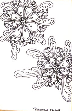 Freemous/zentangle                                                                                                                                                                                 Más