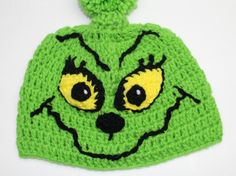 You're a mean one, Mr. Grinch, who doesn't love this fun character. So many of you have requested a Grinch inspired item so this is what I came up with. I ho...