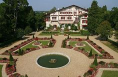 Photos of Villa Arnaga. Cyrano