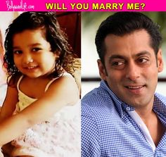 Salman Khan, we bet this marriage proposal will make you ditch the sexiest bachelor tag! Watch video #SalmanKhan