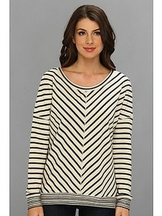 LAmade Stripe Pullover French Terry | 6pm