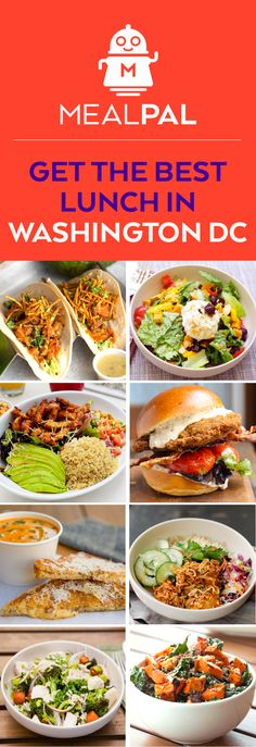 Get lunch for under $6 every day! We partner with over 100 restaurants in Downtown DC, including The Little Beet, GRK Fresh Greek, Protein Bar, Beefsteak, Elephant & Castle, Buredo, and more! Reserve lunch daily and skip the line when you pick up. MealPal is members only - request an invite now to skip the waitlist!