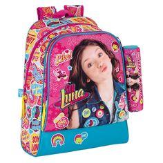 ¡Este verano sorprende a todos con tu mochila de Soy Luna!