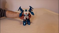Transformers Titans Return Autobot Topspin and Freezeout - GotBot True R...