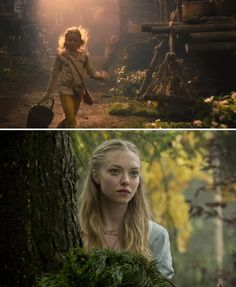 Red Riding Hood (2011) Starring: Amanda Seyfried as Valerie. Valerie is a beautiful young woman torn between two men. She is in love with a brooding outsider, Peter (Shiloh Fernandez), but her parents have arranged for her to marry the wealthy Henry (Max Irons).