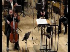 """Boris Adrianov. Kiev. 29.03.2013 Song of the Birds"""" is the Catalan folk song which became a signature piece performed by the great Catalan cellist Pablo Casals."""
