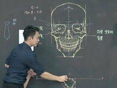 En lo más fffres.co: Dibujos anatómicos de 鍾全斌: Chuan-Bin Chung es un profesor del Departamento de… #Ilustración #anatomía #Dibujo #Taiwan
