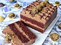 Czech Desserts, Mini Cheesecakes, Desert Recipes, Nutella, Chocolate Cake, Tiramisu, Cake Recipes, Deserts, Food And Drink