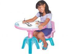 Mesa de Atividades Frozen - Lider Brinquedos