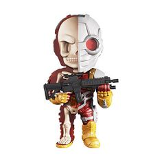 XXRAY is proud to present Wave 4 (DC Comics), Deadshot from the DC Universe, part of the Suicide Squad! He stands at 10cm (4 inches) tall, featuring an unique dissection. Deadshot is a special Deluxe release, featuring interchangeable parts such as his rifle and handgun! This collectible is individually hand painted and assembled. Collect all specimens and form the ultimate collection!Character: Justice LeagueLearning Skill: Creative ThinkingMeasurements: 4 Height/Inches, 5 Width/Inches, 7 Leng Deadshot, Dc Comics, Flash Comics, Justice League Comics, Best Gifts For Tweens, Jack Kirby Art, Tween Girl Gifts, Sport, Deporte