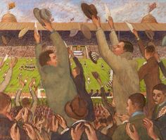Wembley Cup, 1951 Henry Cotterill Deykin (1905–1989)