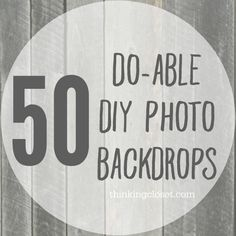 There's a myth about blog photos – – those bright, crisp images on non-distracting backgrounds (you know the ones). The myth goesthat those blog photosare shot in professional s…