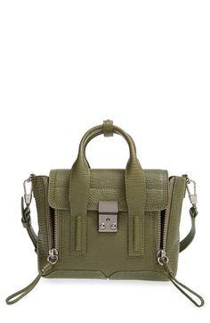 38dd784d9ec3 3.1 Phillip Lim  Mini Pashli  Leather Satchel