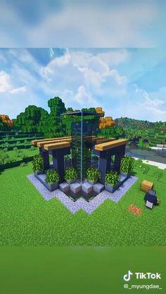 Minecraft House Plans, Minecraft Secrets, Minecraft Mansion, Minecraft Creations, Minecraft Designs, Minecraft Crafts, Minecraft Ideas, Minecraft Skins, Dog Memes