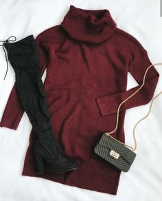 ♥️ ♥️ link in bio // tap to shop! Cute Fashion, Teen Fashion, Fashion Outfits, Womens Fashion, Cozy Winter Outfits, Fall Outfits, College Outfits, Outfits For Teens, Dressy Casual Outfits