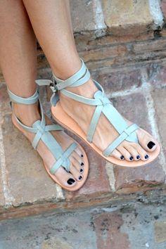Innamorata di questi sandali