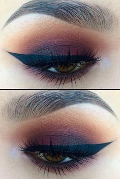 Smokey Eye Makeup Ideas For Super Sexy Look ★ See more: http://glaminati.stfi.re/sexy-smokey-eye-makeup/