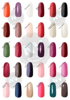 opi gel polish colors swatches Opi Gel Nail Colors Swatches Nail Arts Nail Art Media  overview
