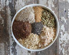 Nourishing Nut & Seed Bread   nutritionstripped.com