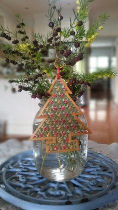 Aussie Christmas, Australian Christmas, Christmas Bulbs, Table Decorations, Holiday Decor, Home Decor, Decoration Home, Christmas Light Bulbs, Room Decor