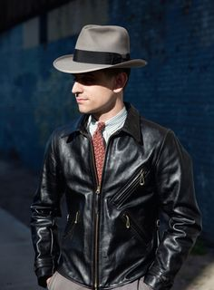 Menswear - The Real McCoy's 2016