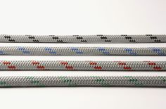 Overview of Punch ropes of Lancelin. Core is a blend of DSK75and Polypropylene. Cover 24 plait polyester. Buy it online at www.rigging-online.nl