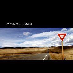 Rock Album Artwork: Pearl Jam - Yield