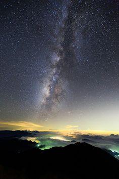 舉手可得的星星 The Milky Way