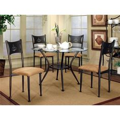 Dream House Dining Room On Pinterest Dining Sets Bar Stools And Counter Stools