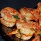 Amazing Spicy Grilled Shrimp