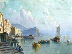 Nicolas De Corsi - Marina 1921