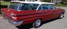 1960 Pontiac Catalina Safari Station Wagon