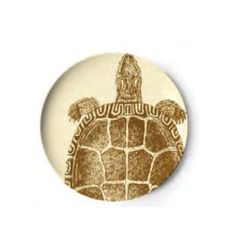 Sealife Melamine Turtle TrayTurtle Tray is 14