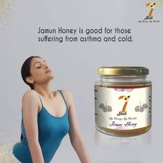 Currently around 235 million people are affected with respiratory problems and #Asthma.  Having #JamunHoney can be good for those suffering from asthma and cold.  #7SeedsHoney #HoneyILoveYou #GoodHealth #HealthBenefits #HealthyLiving #GoodLife #HealthyLife #Honey #BreatheFree #GoodHoney #Bees #Honey