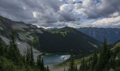 How could one get enough of this province?  http://www.onelifeonewhistler.com/up-the-duffey/