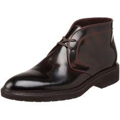 To Boot New York Men's Walker Chukka - semi-oxblood, very nice, but $$$
