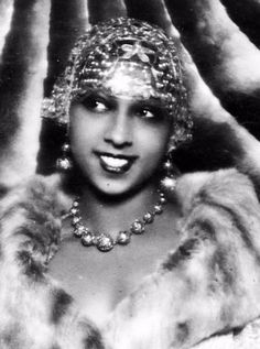"""Josephine Baker  (1906 – 1975) was a French dancer, jazz and pop music singer, and actress, who came to be known in various circles as the """"..."""