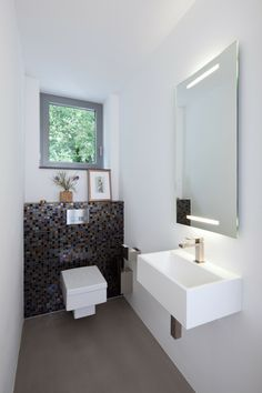 intérieur design salle de bain toilette meerbusch-holle-architekten
