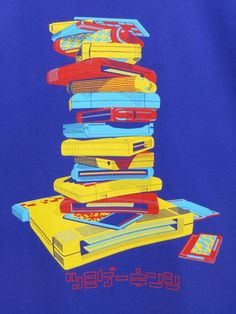 NES cartridge shirt  Retro Game shirt  Nintendo by KenzanProducts