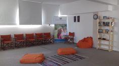 """""""Θήτα Χώρος"""" είναι η εταιρία και ο τόπος που δημιούργησε η Μαρία Τελίδου για να προάγει το πνεύμα και την φιλοσοφία της Μεθόδου Θήτα – ThetaHealing®. Είναι ένας τόπος όπου θα στεγάζει τα σεμινάρια και τις συνεδρίες της Μεθόδου Θήτα. Bean Bag Chair, Furniture, Home Decor, Decoration Home, Room Decor, Beanbag Chair, Home Furnishings, Home Interior Design, Bean Bag"""