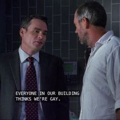 Love House and Wilson, their friendship defied definition
