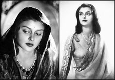 She was born as the Princess of Cooch Behar on 23rd May 1919 to parents, father Prince Jitendra Narayan of Cooch Behar, West Bengal, and mother Maratha Princess Indira Raje of Baroda at London.